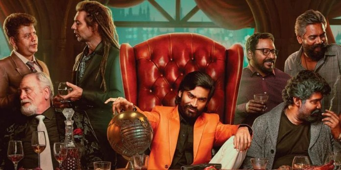 Dhanush-starrer 'Jagame Thandhiram' to release digitally on June 18- The  New Indian Express