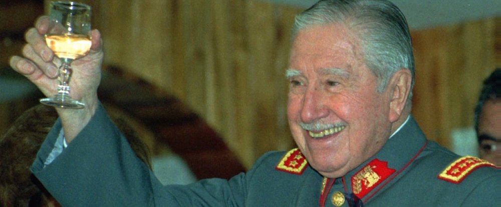 National Review Should Apologize for Cooperating With Augusto Pinochet  The New Republic