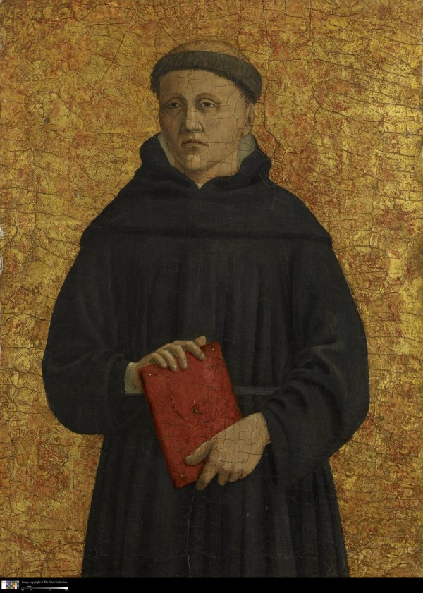 Piero Della Francesca Frick Jed Perl