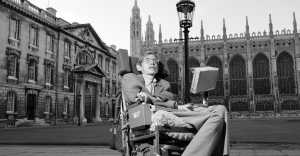 What made Stephen Hawking the World's Most Famous Scientist?
