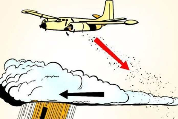 how artificial rain can reduce pollution in delhi know full detail of cloud seeding