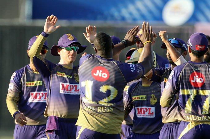 IPL 2020: कोलकाता नाइट राइडर्स ने सुपर ओवर में हैदराबाद को हराया