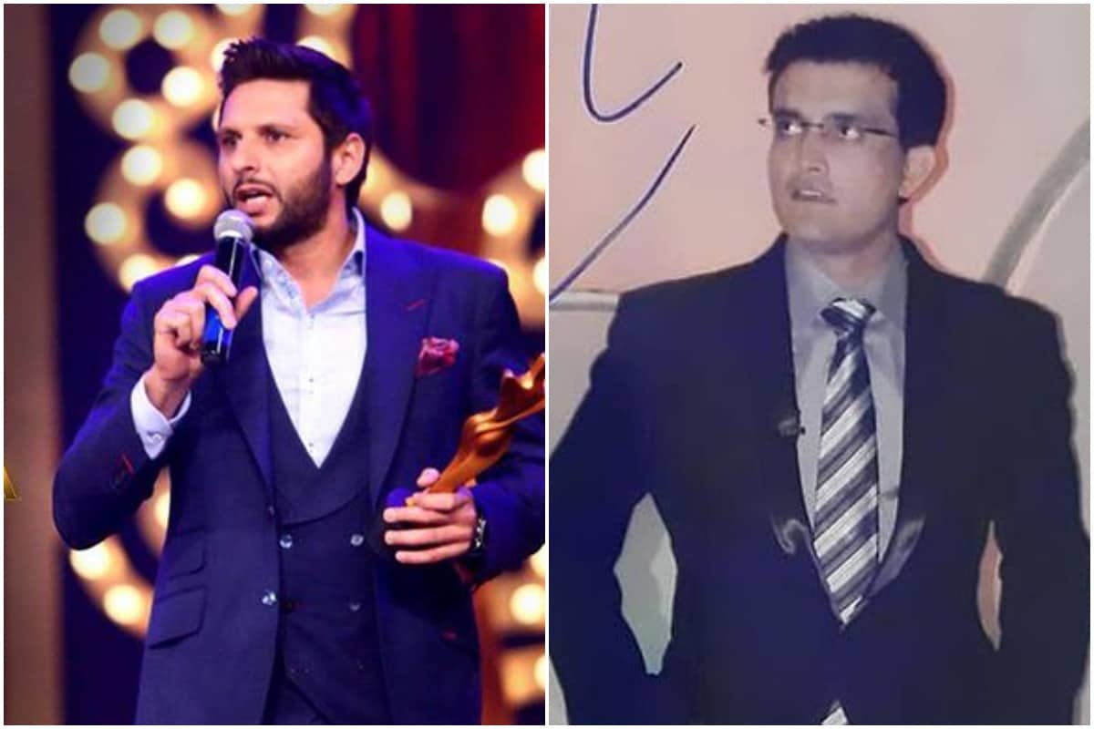 Shahid Afridi can walk on the path of Sourav Ganguly in future, says this big thing