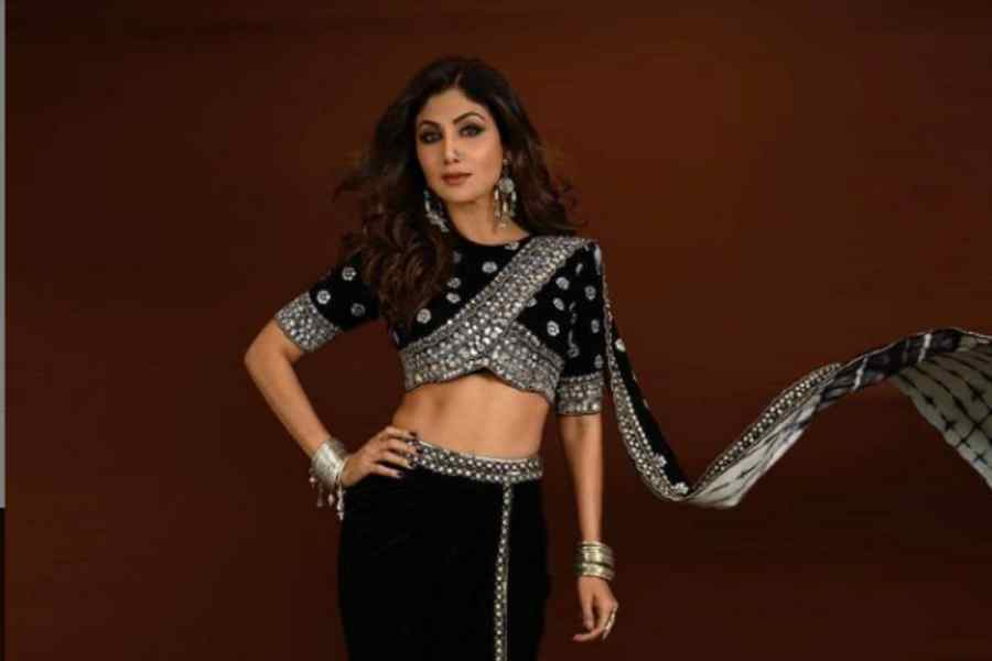 Shilpa's style will be seen on 'Super Dancer Chapter 4'.  ((Credits: theshilpashetty /Instagram))