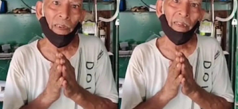 बाबा का ढाबा के मालिक कांता प्रसाद ने की सुसाइड की कोशिश, अस्पताल में भर्ती