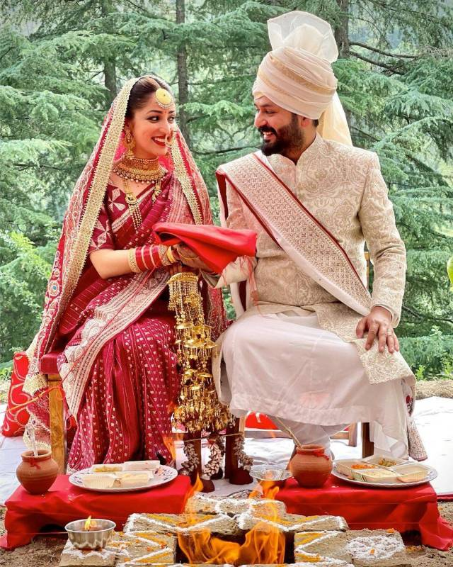 Yami Gautam, aditya dhar, Yami Gautam got married