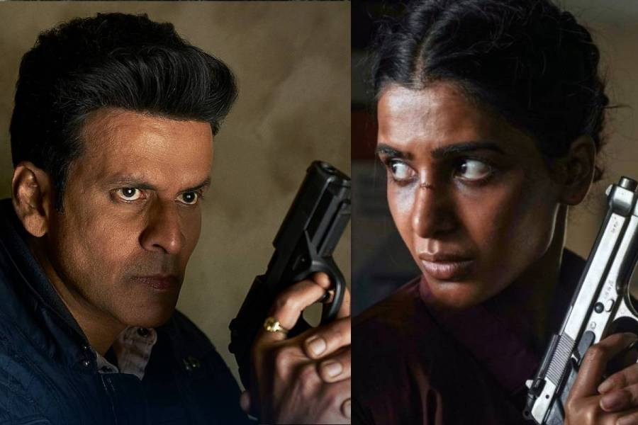 The first season of this web series of Manoj Bajpayee was a hit.