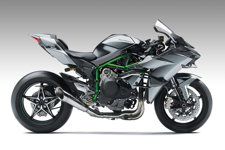 Kawasaki Edition H2r 2017 Race