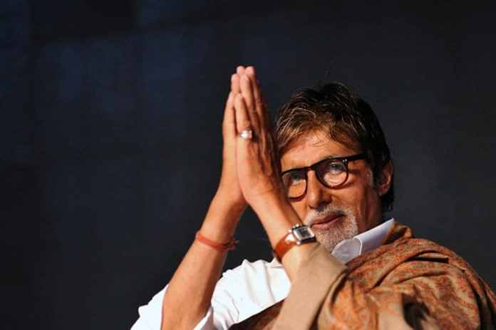 amitabh bachchan getty