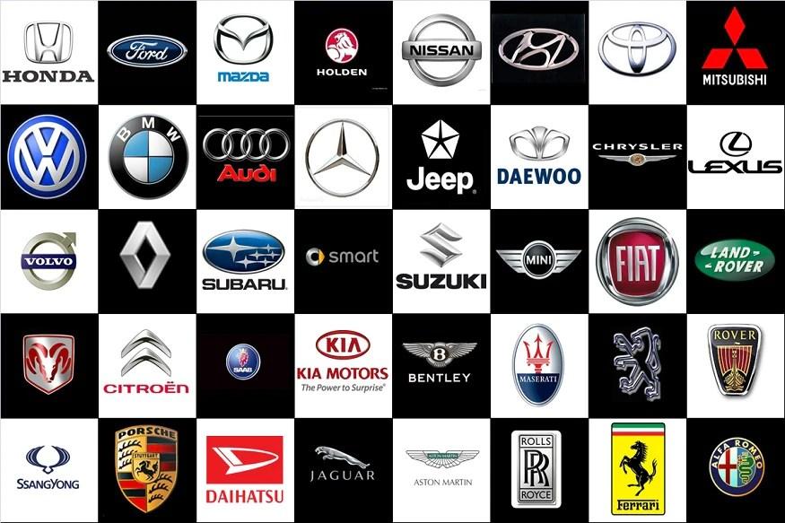 car logos and interesting