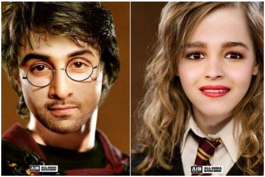 AIB Just Came Up With an Indian Version of Harry Potter and Now We ...
