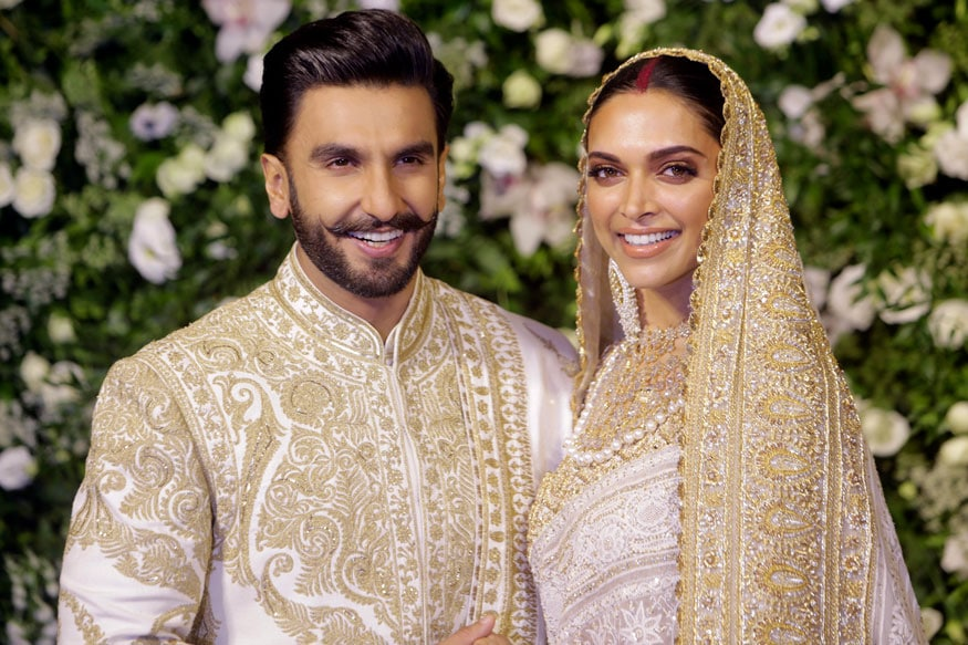 Wedding Pics Of Deepika Ranveer