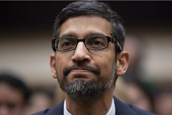 Photo of Sundar Pichai, CEO, Google