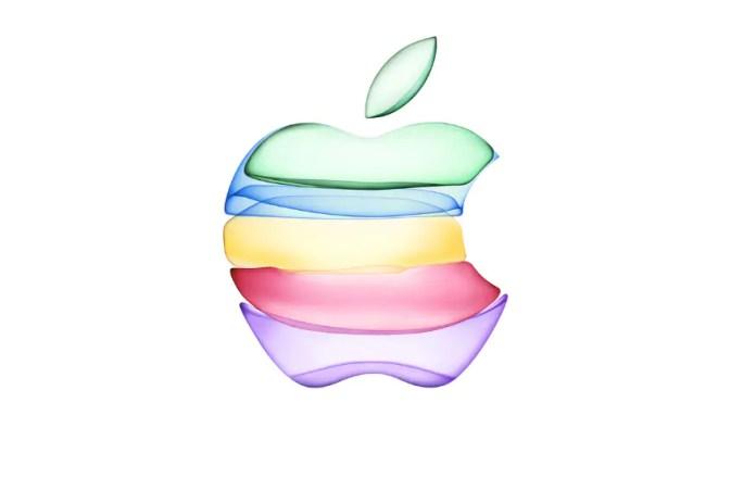 Apple iPhone keynote 2019