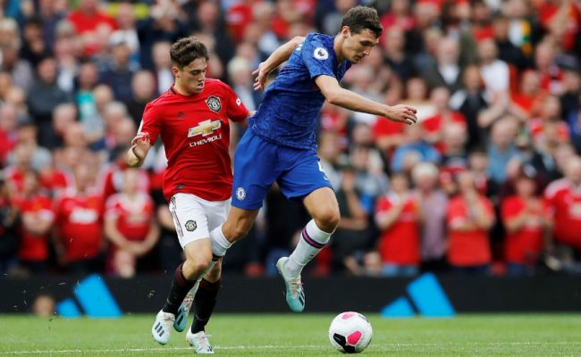 Carabao Cup 2019 20 Chelsea Vs Manchester United Live