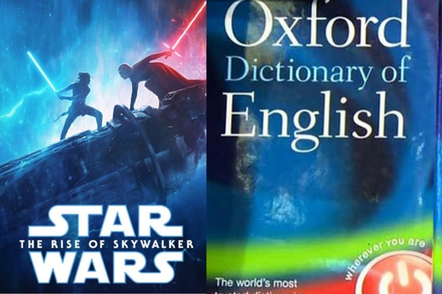Star War Fans, Rejoice! Oxford English Dictionary Just Included ...