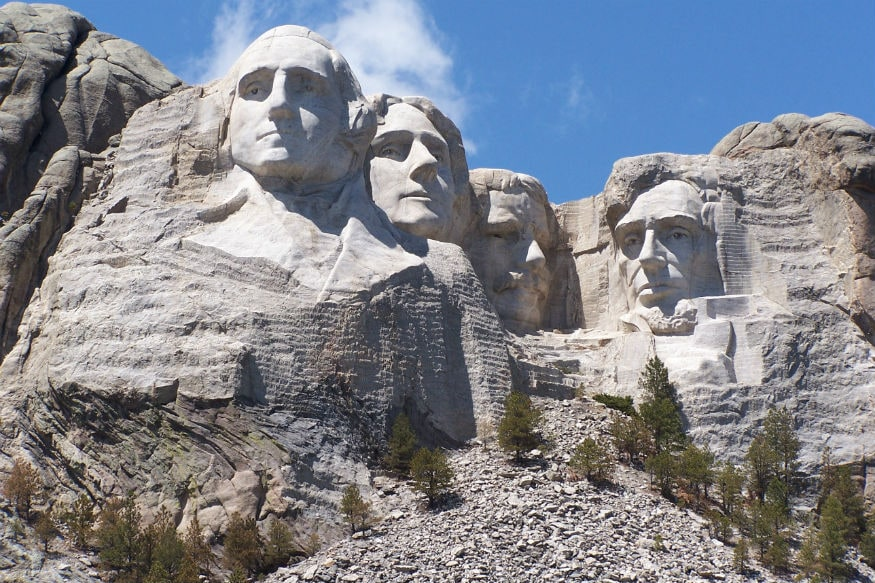 Mount Rushmore Attracting Visitors Escaping US Coronavirus Lockdowns