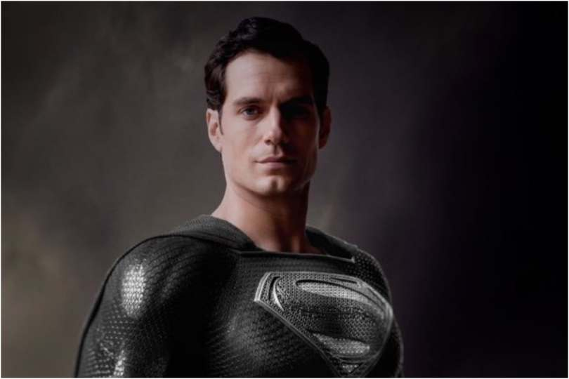 Henry Cavill as Superman in 'Justice League' Snyder Cut