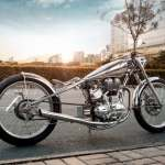 This Modified Royal Enfield Bullet 500 Inspired By Luxury Timepieces Belongs In A Museum