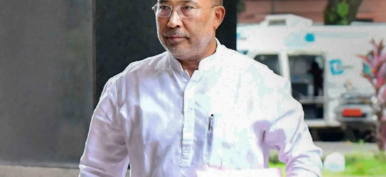 मणिपुर विधानसभा में आज फ्लोर टेस्ट, कांग्रेस और भाजपा के विधायकों के लिए व्हिप जारी