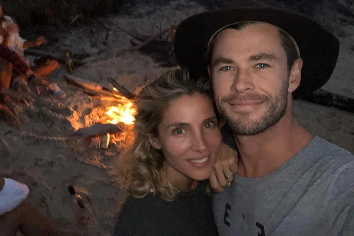 Chris Hemsworth's Wife Elsa Pataky Escapes Flood in Australia Through Car Window, Watch Video