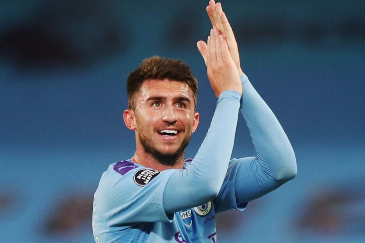 In 2021, he has been granted the spanish nationality and immediately being included n the spanish squad for uefa euro 2020. Aymeric Laporte Announces Manchester City Have Unfinished ...