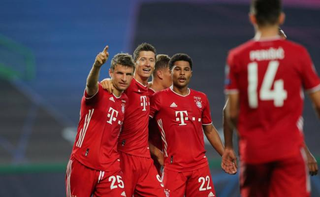Bayern Munich A Win Away From Their Second Treble And German Super Club Status
