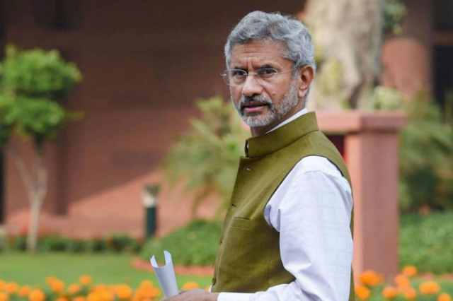 File photo of External Affairs Minister S Jaishankar. (PTI)