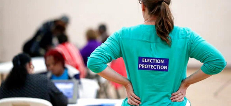 बाधाएं चली गईं, जीओपी ने मतदान की निगरानी के लिए प्रयास किए