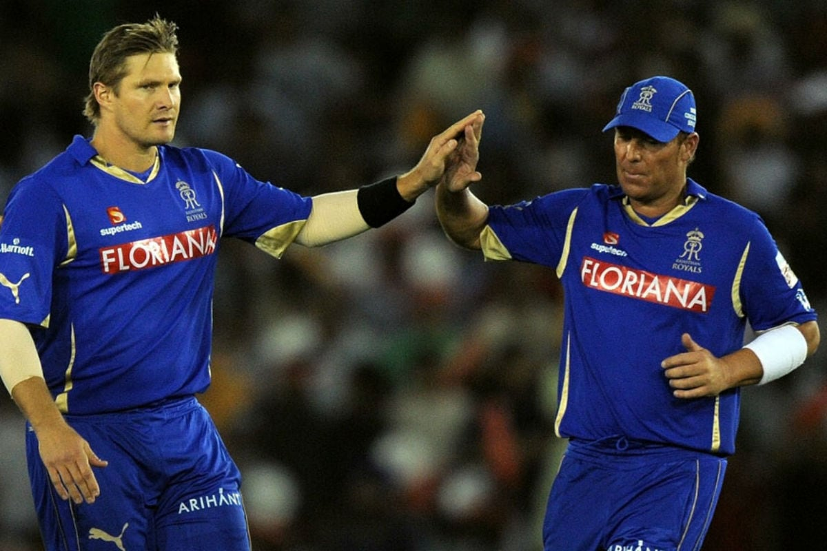 IPL 2020: Warne's Captaincy & Watson's Record - Numbers That Define Rajasthan Royals
