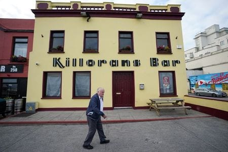Still Closed, Irish Pubs Show Shortcomings Of Slow Lockdown Exit