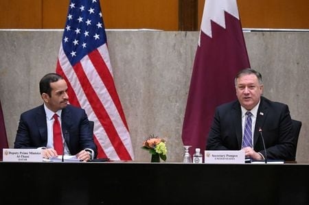 Pompeo Says Trump Administration Eager For End To Gulf Rift
