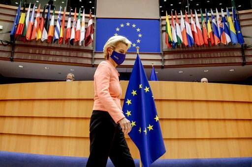 EU Chief Says UK Cannot Change EU-UK Withdrawal Agreement