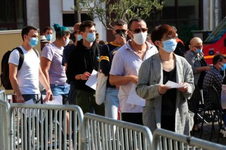 Europe Adopts Tougher Virus Restrictions As Infections Surge