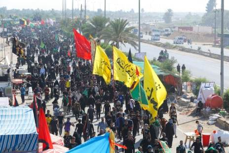 Dozens Injured In Clashes In Iraq's South During Pilgrimage