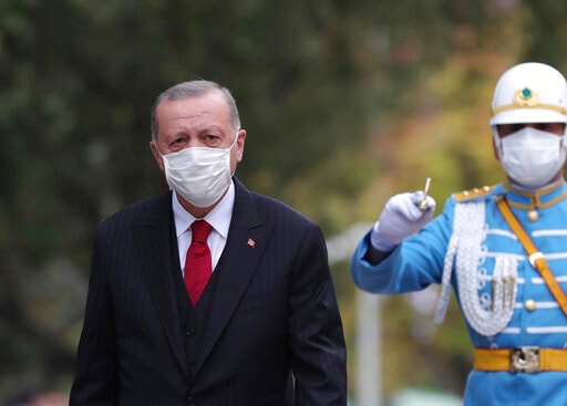 EU Lashes Out At Turkey Over Rule Of Law, Rights, Freedoms