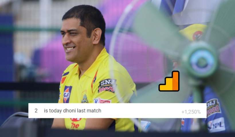 'Will Dhoni Play IPL 2021?': What MSD Fans Googled Ahead of Chennai Super Kings' Final Game