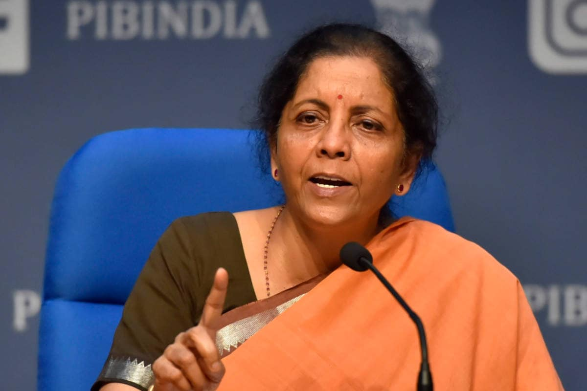 Salary Income of Indian Workers in Gulf Exempt from Income Tax. Says Nirmala Sitharaman