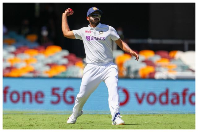 Injuries Force Four Changes For India In 4th Test vs Australia at Brisbane