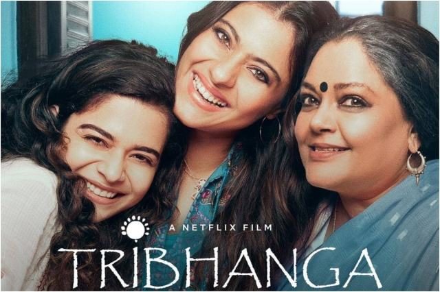 Image result for tribhanga movie