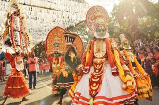 Image result for kerala annual arts festival