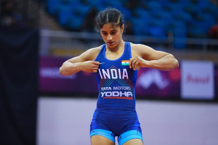 Need to Make Minor Adjustments before Tokyo Olympics: Vinesh Phogat   Latest News Live   Find the all top headlines, breaking news for free online April 24, 2021