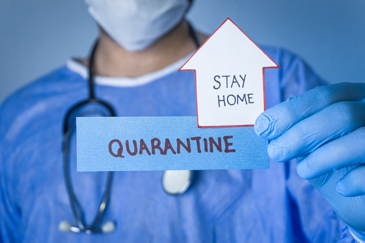 Things To Follow In Home Quarantine; People Around Should Take Precautions