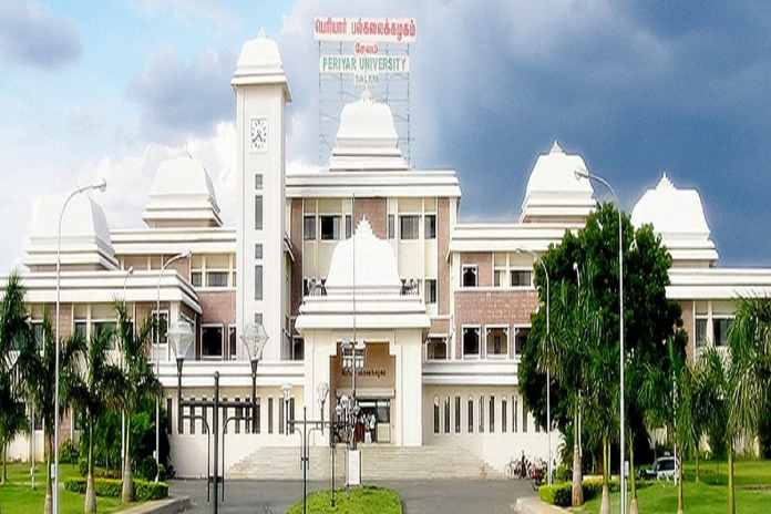 Periyar University Launches Online Platform to Offer Full-Time UG, PG Degrees | Latest News Live | Find the all top headlines, breaking news for free online April 26, 2021