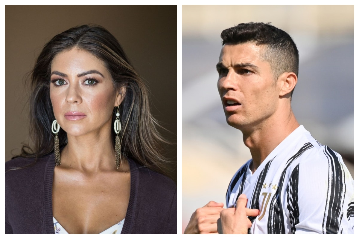 Model Claims Rs.579cr in Damages From Ronaldo