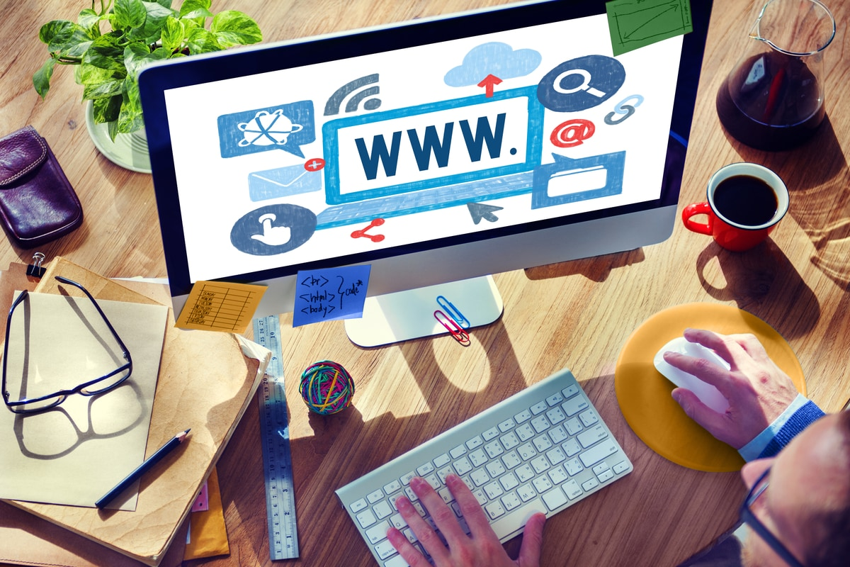 World Wide Web (WWW) Became Public Domain