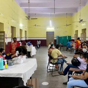 सोनिया के रायबरेली ने देखा धीमा टीकाकरण।  स्थानीय लोगों का कहना है कारणों में अखिलेश की टिप्पणी
