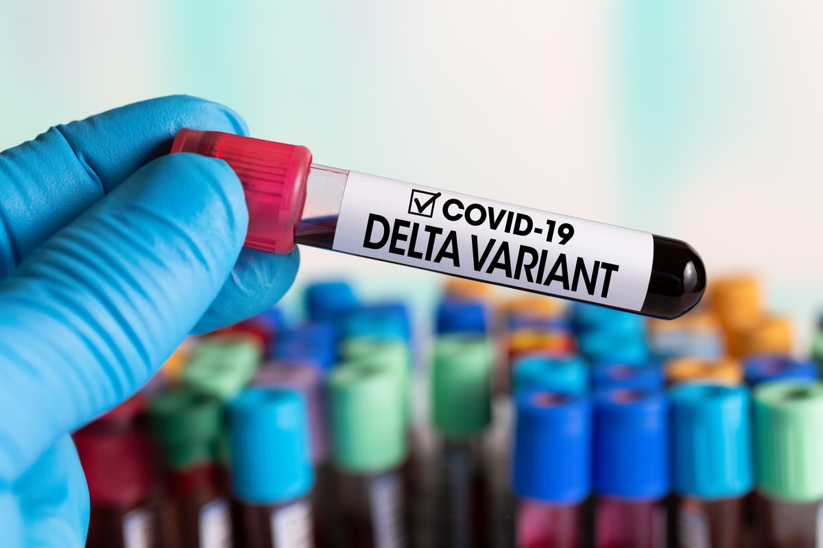 Here's the Difference Between Delta Variant and Delta Plus Variant of COVID- 19