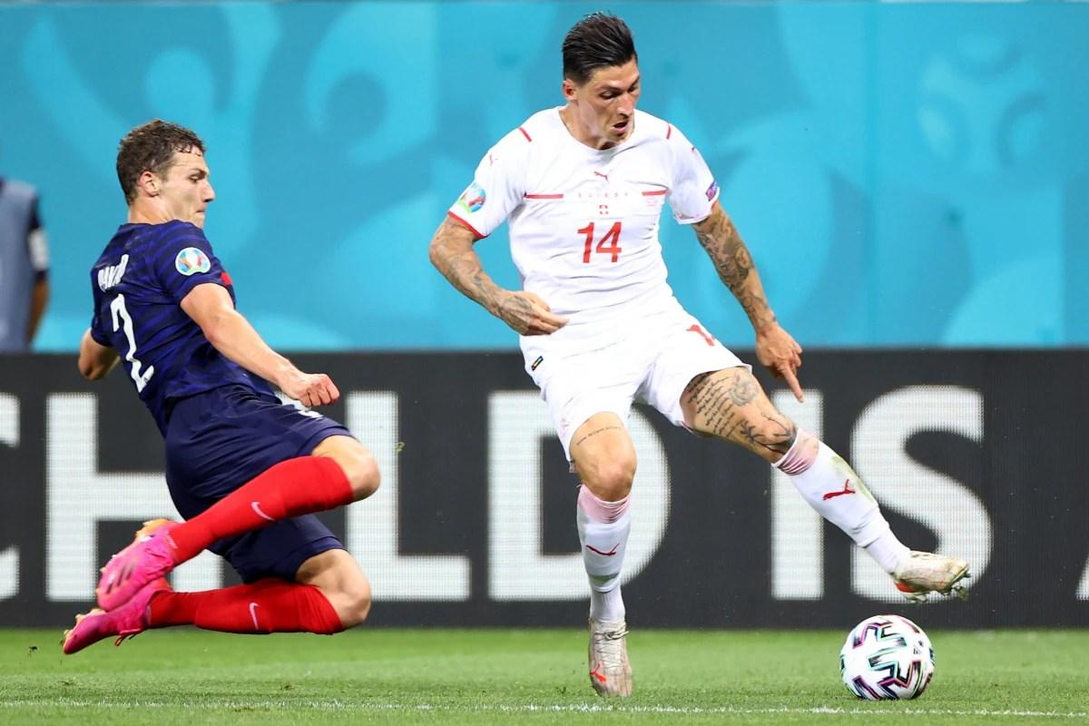 UEFA Euro 2020 Prime Help Maker: Switzerland's Steven Zuber Leads The Chart  | Real News Hub