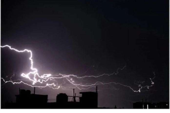 The MeT Department has forecast rain and thundershower in Marathwada and Vidarbha regions.